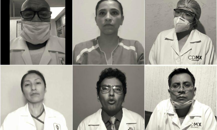 Miedo, precariedad, contagios… médicos legistas de la CDMX alzan la voz