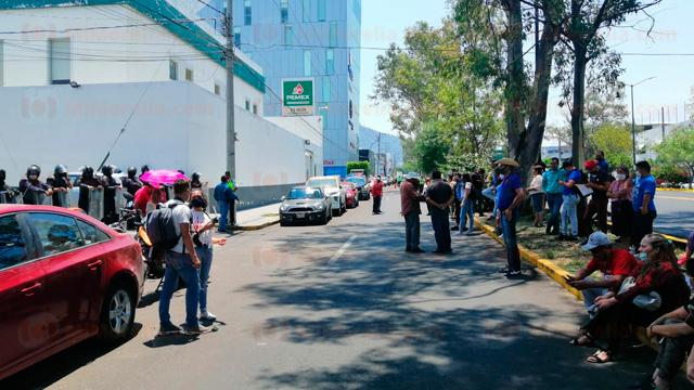 CNTE Michoacán presentará denuncia contra policías por abuso de autoridad