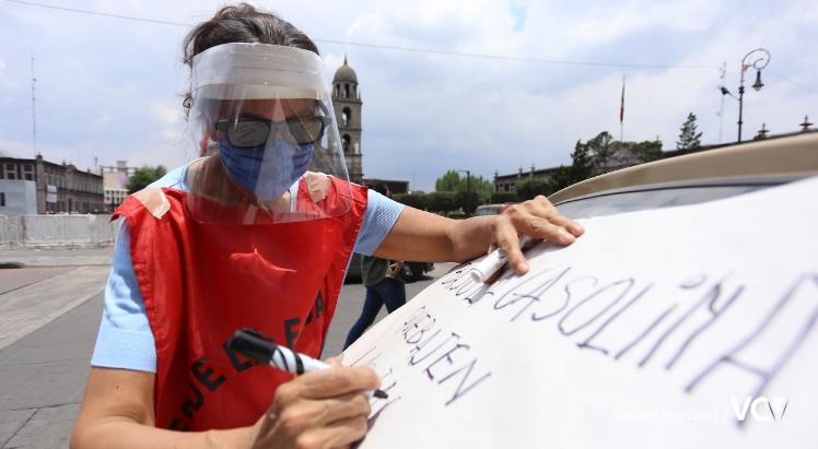 Suspenden pagos desde mayo a 300 maestros: CNTE toma Toluca (Estado de México)