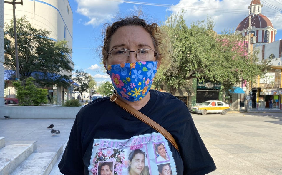 Alma lleva desde 2011 buscando a su hija desaparecida en Tamaulipas