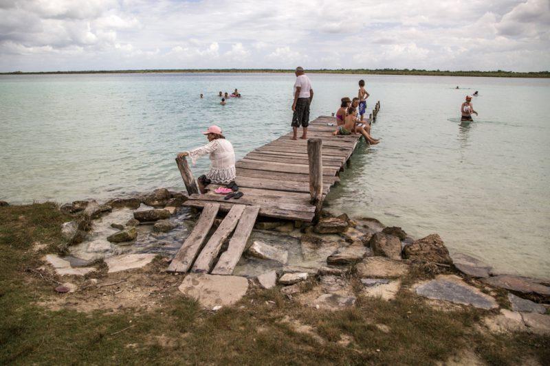 El Tren Maya y la resistencia en tiempos de pandemia
