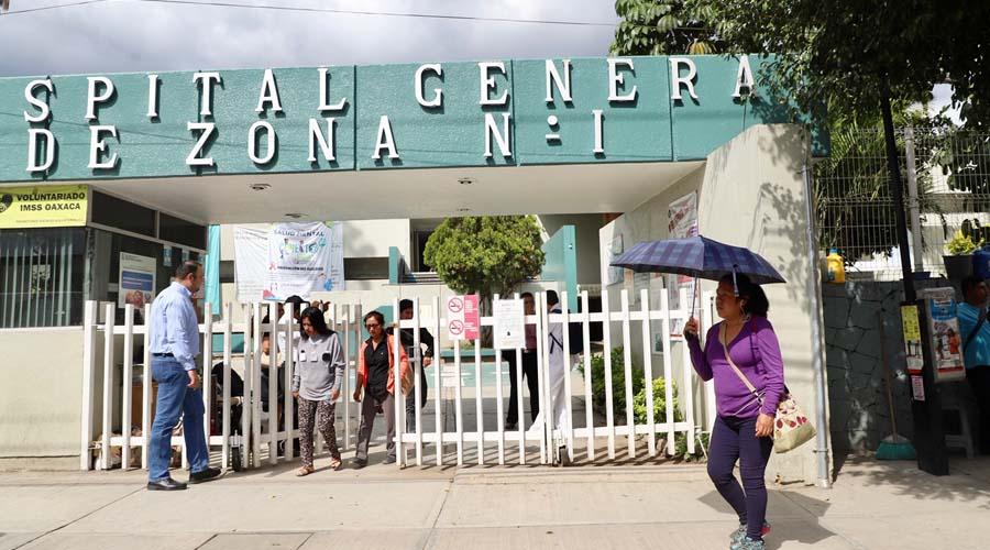 Trabajadores del IMSS amagan con un paro y los de Salud denuncian ocultamiento de casos de covid-19 (Oaxaca)