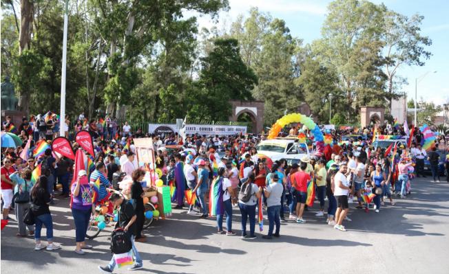 Anuncian cancelación de la marcha LGBTTTI en San Luis Potosí