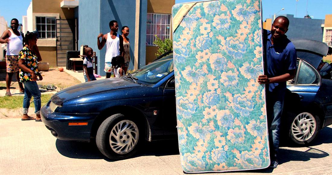 Miles de migrantes africanos enfrentan hacinamiento, falta de ingresos y abusos en Tamaulipas