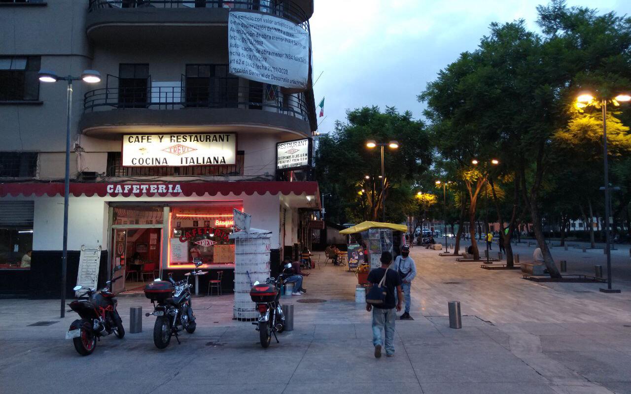 «Ganó la gentrificación», el Café Trevi se va (Ciudad de México)