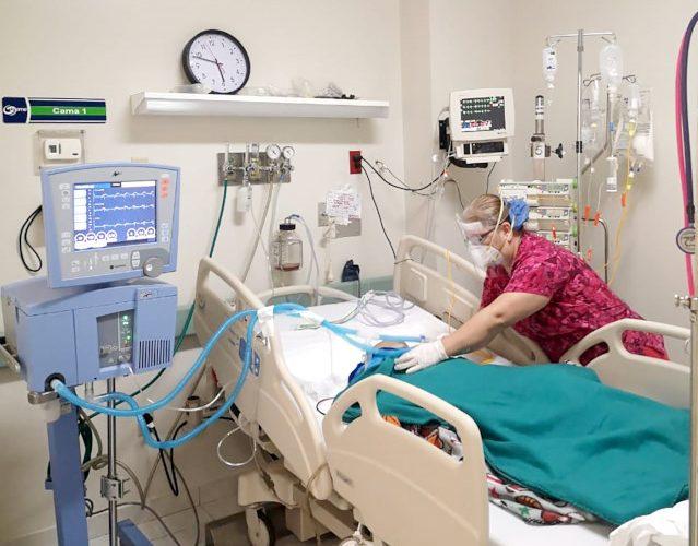 Denuncian desabasto en Hospital General de Tijuana; ocupación arriba del 90 %, más de 80 muertos en tres semanas (Baja California)