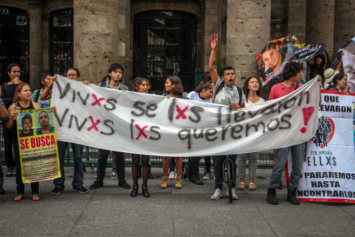 Piden hacer públicas las bases de datos del registro nacional de personas desaparecidas y transparentar metodología (Jalisco)