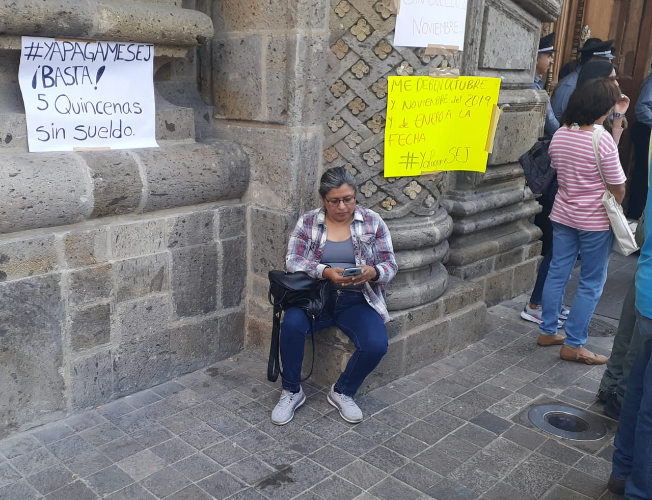 Hay 3 mil casos de profesores con salarios atrasados (Jalisco)