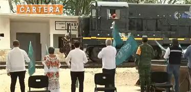 Tren Maya, negociazo a futuro por operación