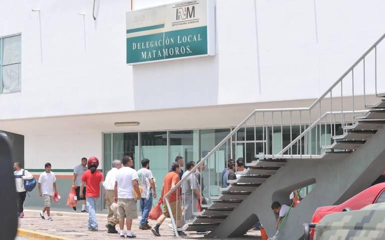 Varados más de 600 inmigrantes en frontera de Tamaulipas