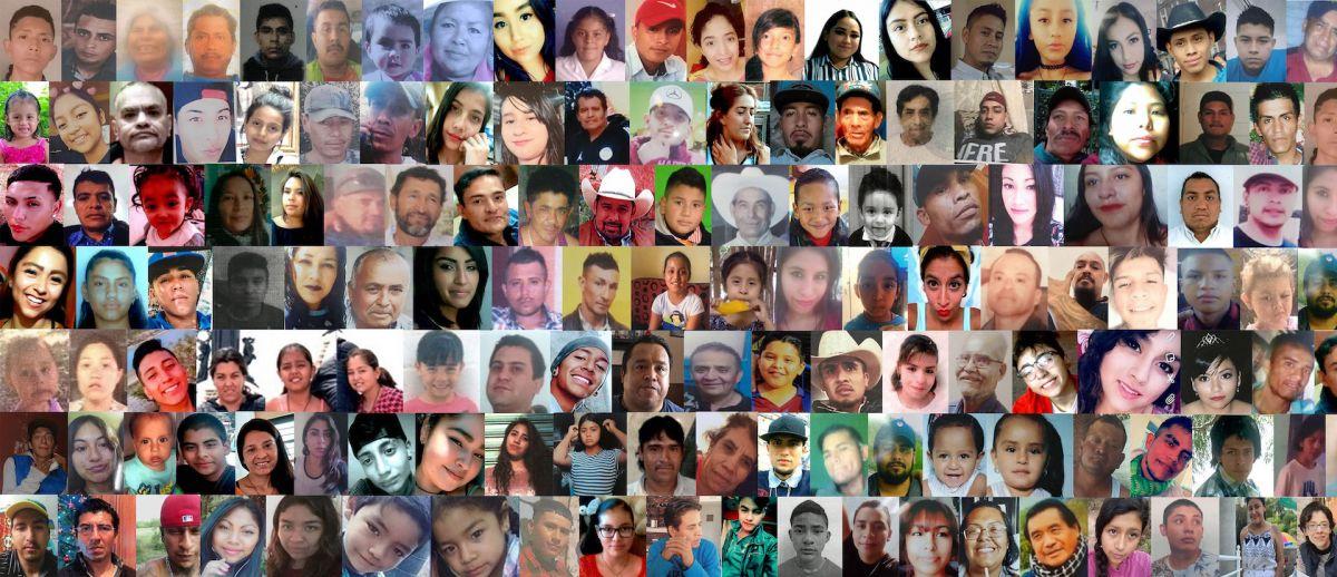 San Luis Potosí, donde las personas desaparecen sin dejar rastro