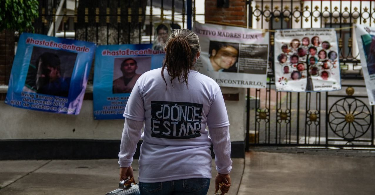 Familiares de desaparecidos insisten en que se repita designación del titular de la Comisión de Búsqueda en Guanajuato