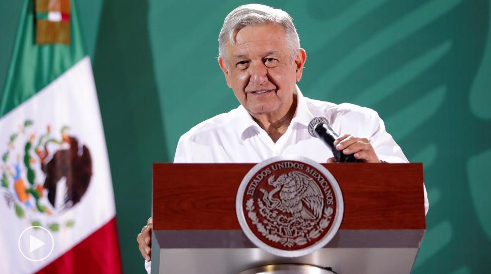 López Obrador anuncia la militarización de puertos y aduanas