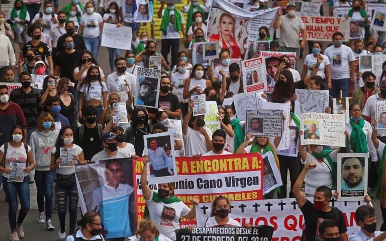 Denuncian ante la ONU encubrimiento y pasividad de la Fiscalía en la búsqueda de desaparecidos en Nayarit
