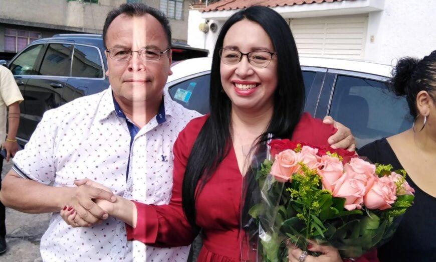 Piden protección para activista amenazada por presuntos colaboradores de diputada mexiquense