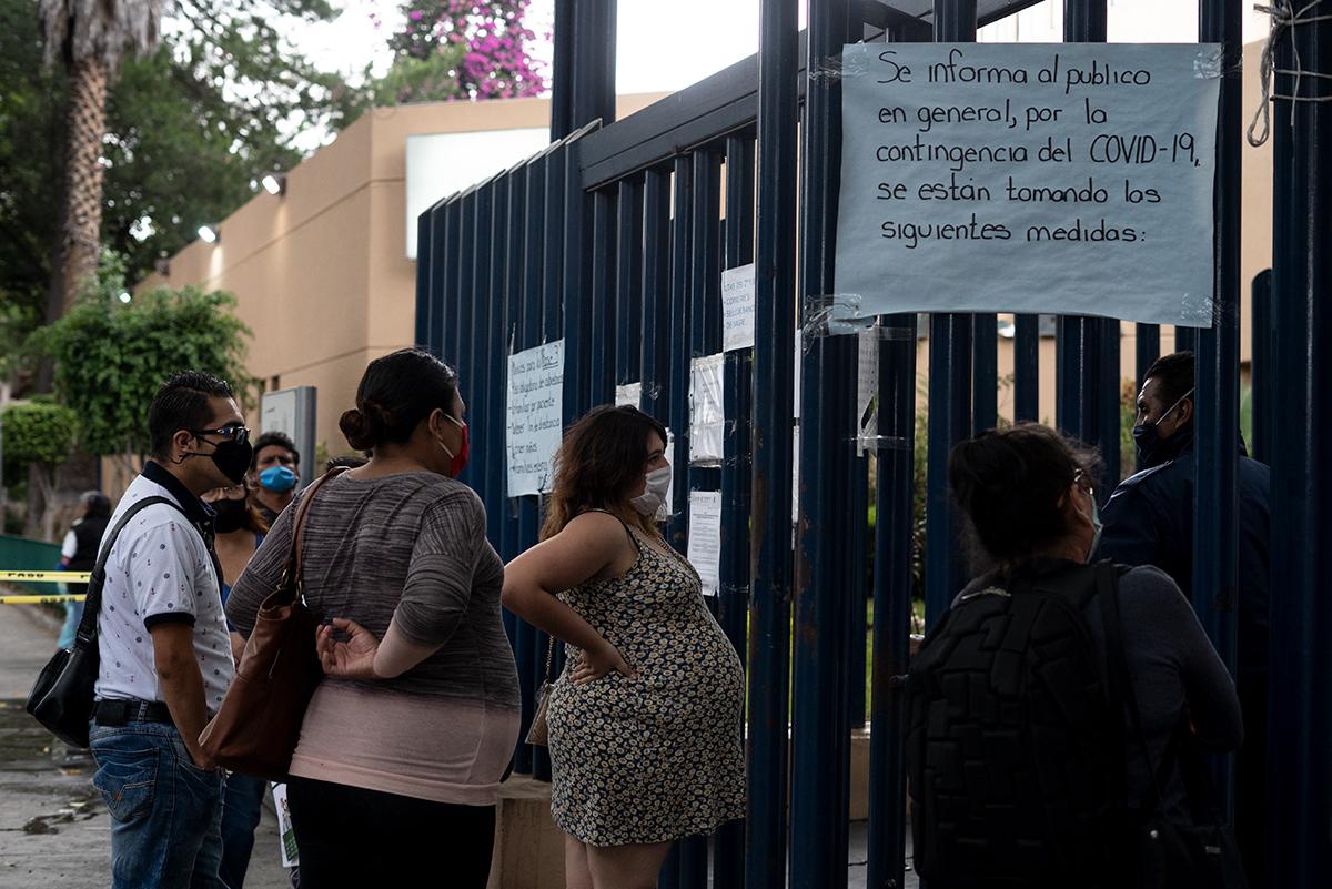 Mujeres embarazadas expuestas a más violencia obstétrica por covid-19 (Baja California Sur)