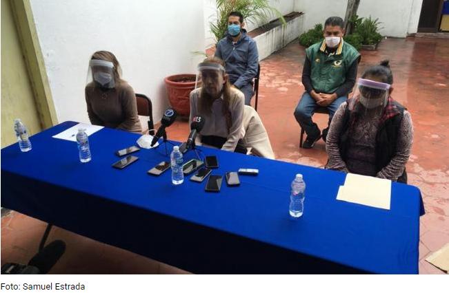 Burócratas denuncian cancelación de aumento salarial en San Luis Potosí