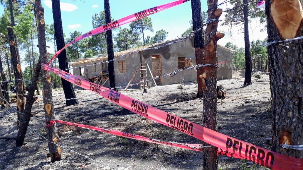 Un taller, ahora clausurado, era la esperanza de mujeres rarámuris para sobrevivir (Chihuahua)