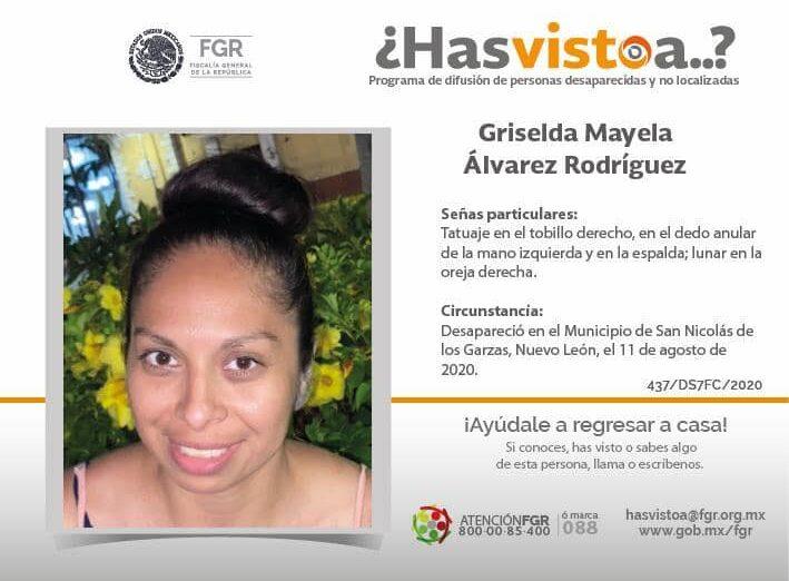 Buscan a secretaria técnica de CIESAS desaparecida hace un mes (Nuevo León)