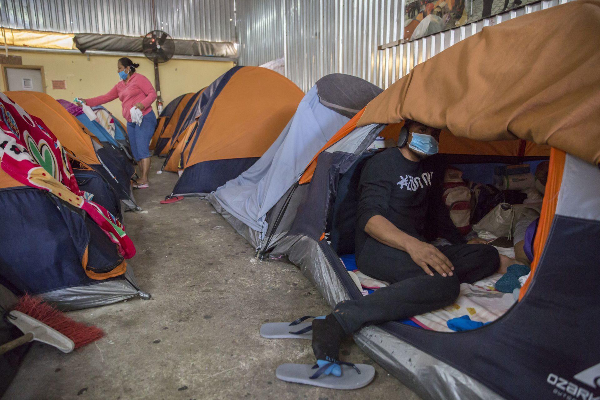 CNDH responsabiliza al INM de muerte de migrante con COVID; Migración niega contagios
