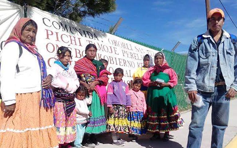 Repechique: los rarámuri que defienden el bosque y su territorio ancestral (Chihuahua)