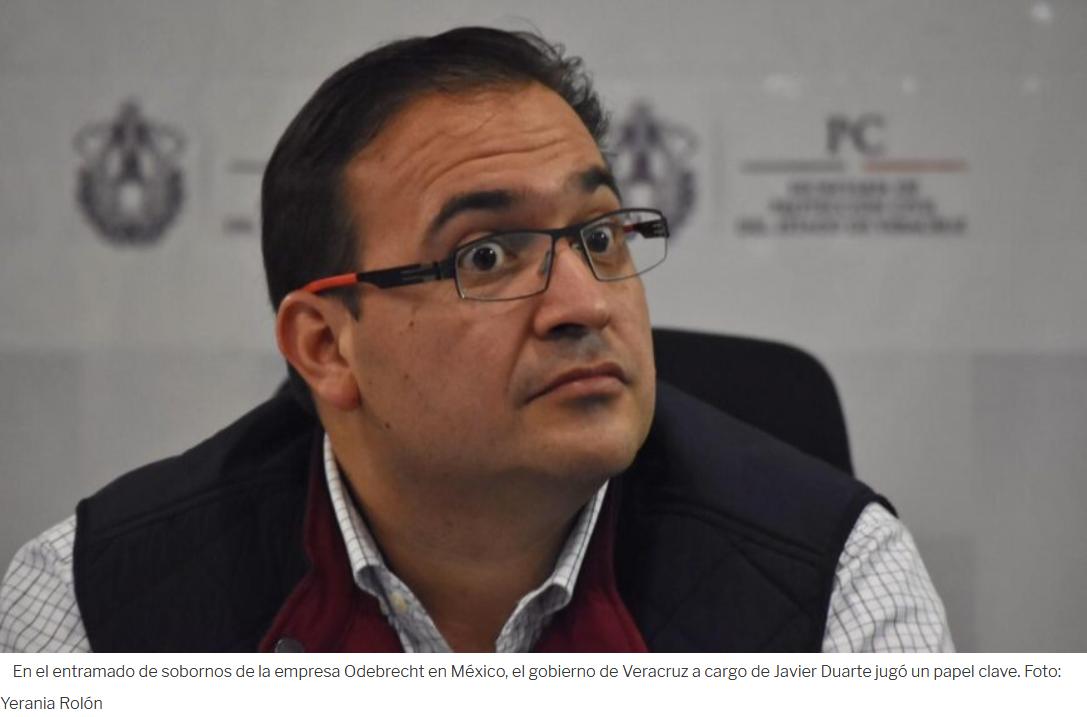 El agua, otro negocio cedido en Veracruz