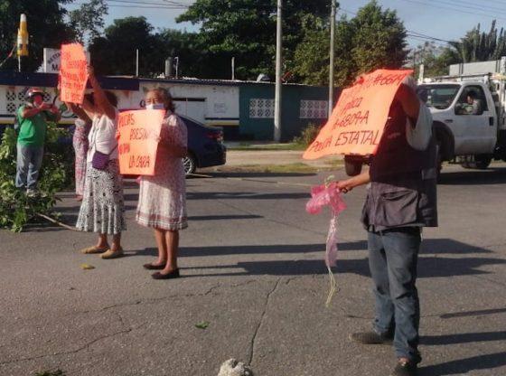 """""""La Policía mató a mi hijo y se están encubriendo"""" ( Yucatán)"""