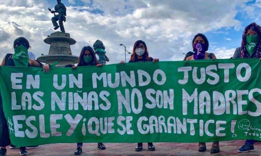 """""""Que nuestro derecho a decidir sea respetado"""": mujeres en Oaxaca"""
