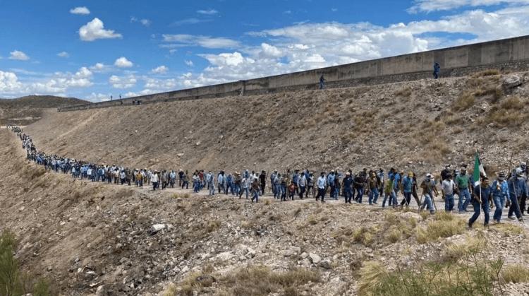 Sistema económico impuesto desde el siglo pasado, el fondo del problema por el agua en Chihuahua