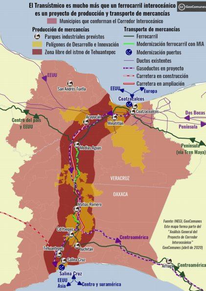 Proyecto transístmico, valla económica para contener migración: AMLO