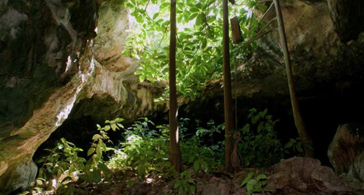 Megaproyectos en península de Yucatán y la vulnerabilidad del subsuelo