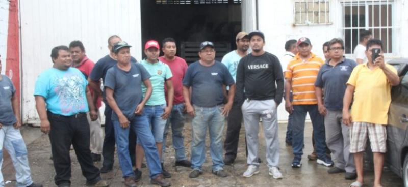 """""""No nos han pagado ni nos dicen cuándo"""": Nueva inconformidad en empresa de recolección de basura 'Inteligencia México' por atraso en pagos en Cancún"""