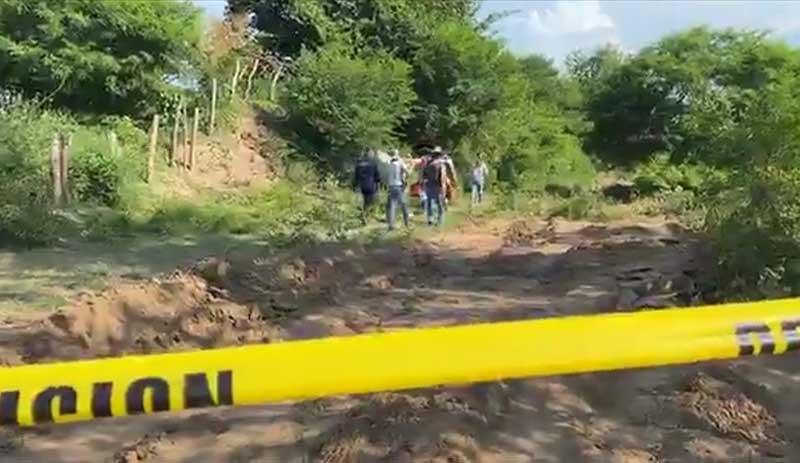Hallan fosa clandestina en Bahía de Banderas (Nayarit)