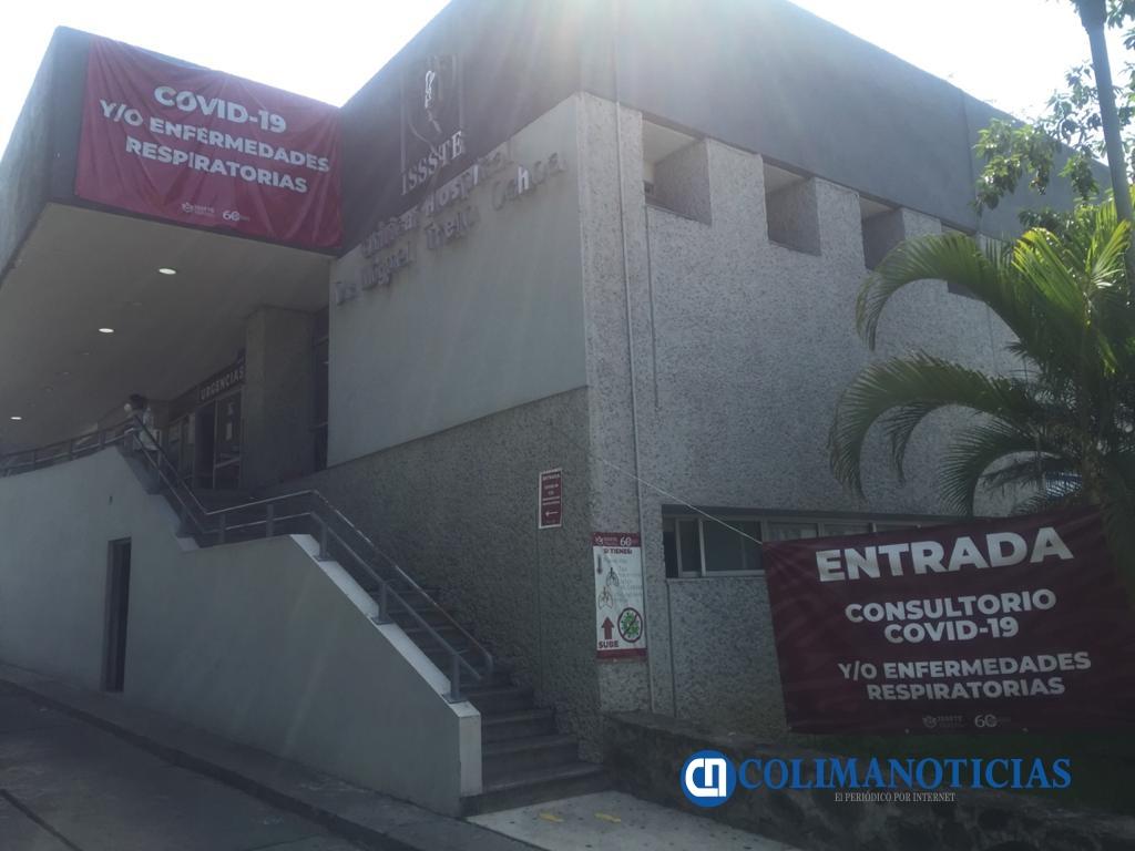 Trabajadores denuncian desvío de recursos en el ISSSTE Colima; pagan a personal directivo con dinero que debería ser para médicos que atienden Covid
