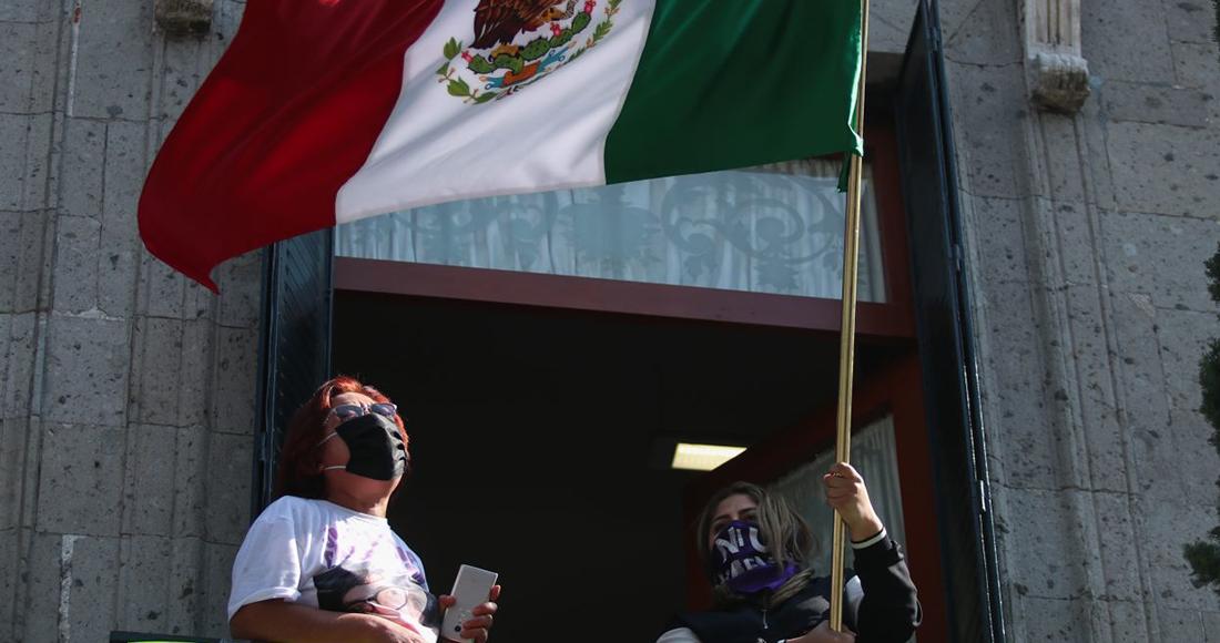 La potosina Silvia Castillo anuncia una huelga de hambre en las oficinas de la CNDH en la CdMx