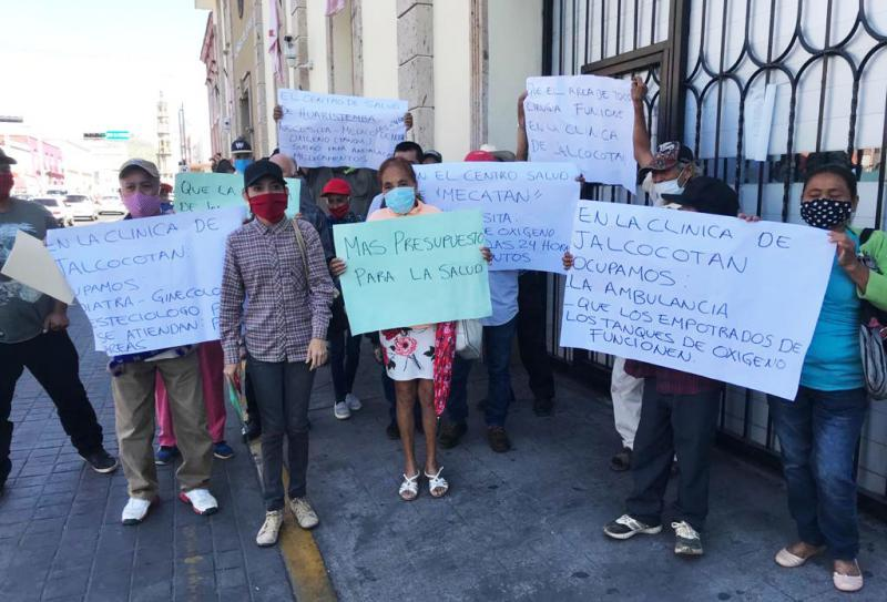 Exigen pobladores de San Blas mejores servicios médicos (Nayarit)