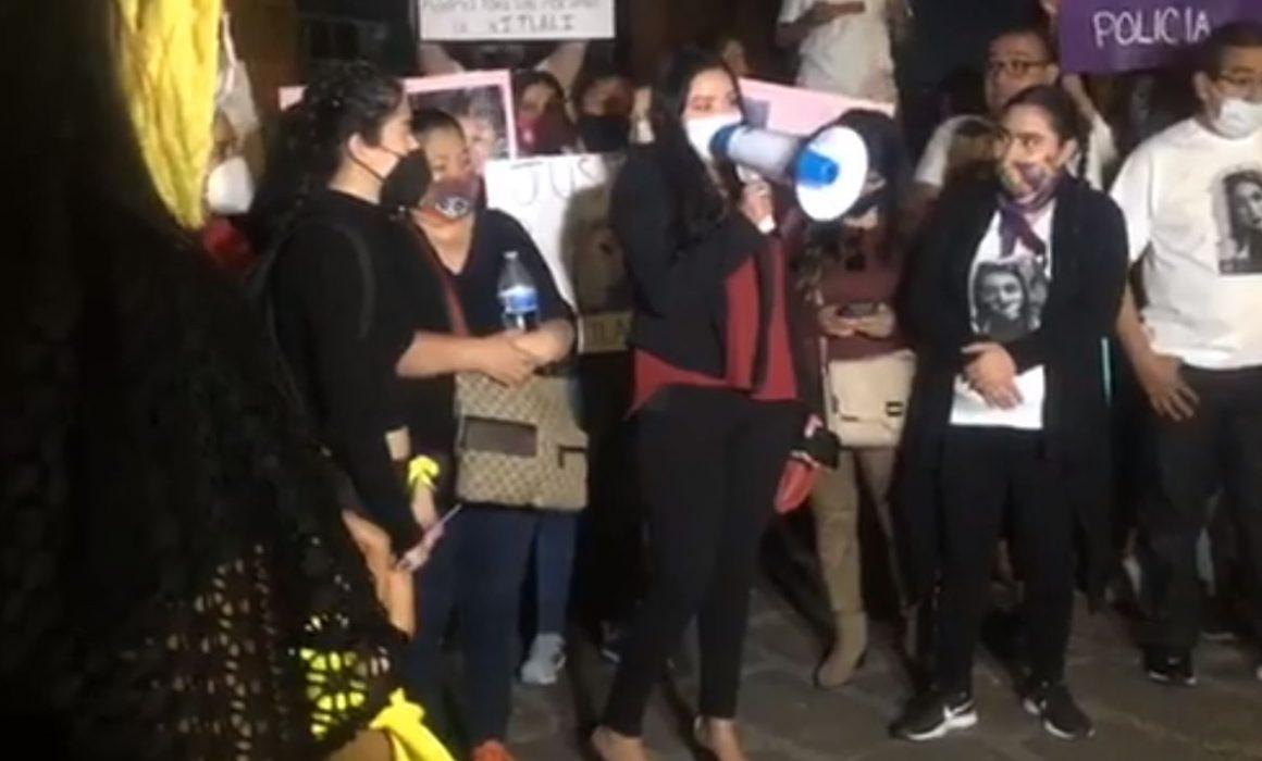 Demandan que el 3 de noviembre sea de luto por víctimas de feminicidio  (Michoacán)