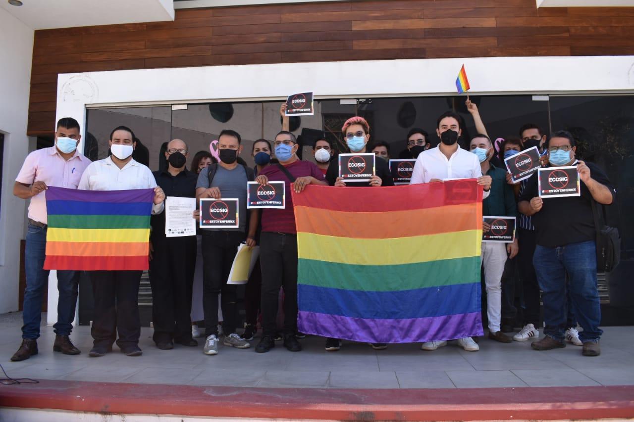 Se constituye el Frente Colimense por los Derechos Humanos de la Diversidad Sexual (Colima)