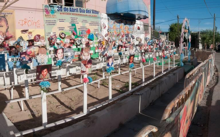 'No hacen bien su trabajo', acusan papás de Guardería ABC (Sonora)