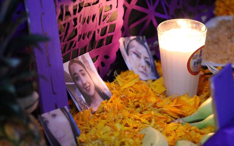 Recuerdan a víctimas de feminicidio en Valle de Bravo (Estado de México)