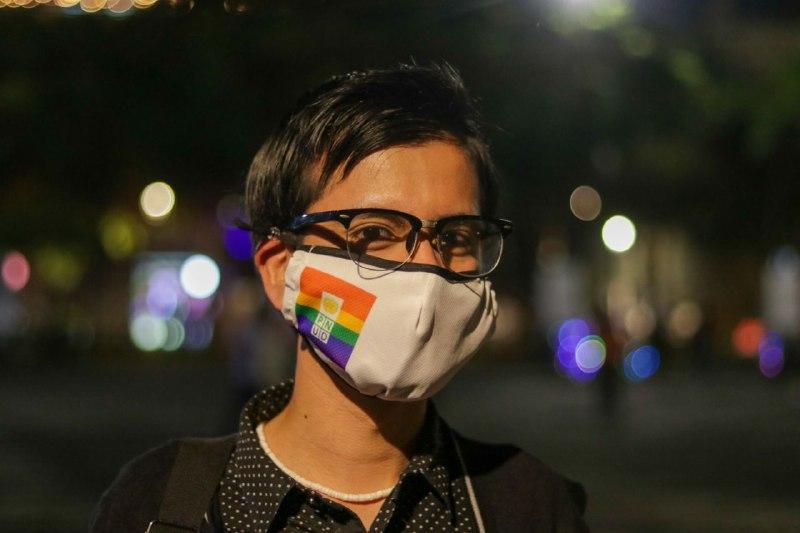 Protestan por la memoria de las personas trans y la falta de justicia a los crímenes de odio en Jalisco