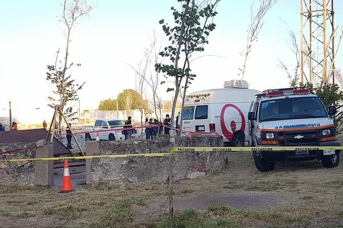 Suspende Fiscalía búsqueda de desaparecidos en pozo; colectivos piden reanudar (Aguascalientes)