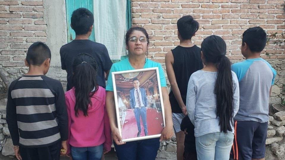 A Leonardo lo mataron policías de Guanajuato en 2018; Fiscalía no investigó el caso