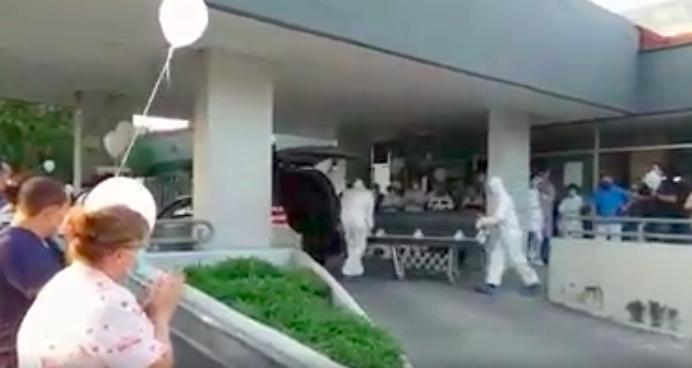 Fallece enfermero del ISSSTE por contagio de Covid-19; trabajadores acusan escasez de medicamento (Colima)