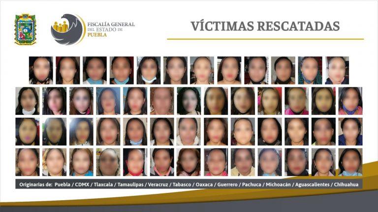 Comisión de Búsqueda de Personas atrae información de red de trata en Puebla: SEGGOB  (Aguascalientes)