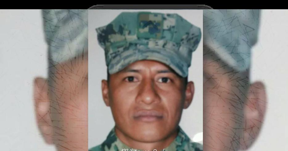Encuentran sin vida a Bruno Avendaño, marino desaparecido en Tehuantepec (Oaxaca)