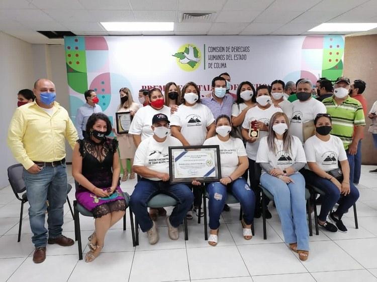 """""""Quisiéramos a nuestros hijos y no premios"""": familiares de desaparecidos en Colima, gobernador desde hace 2 años niega audiencia"""