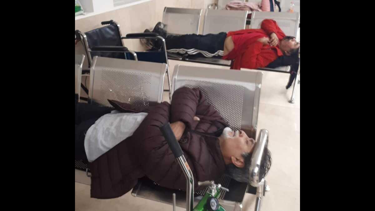 A un día de entrar en funciones, denuncian falta de insumos en Hospital de Tláhuac (Ciudad de México)