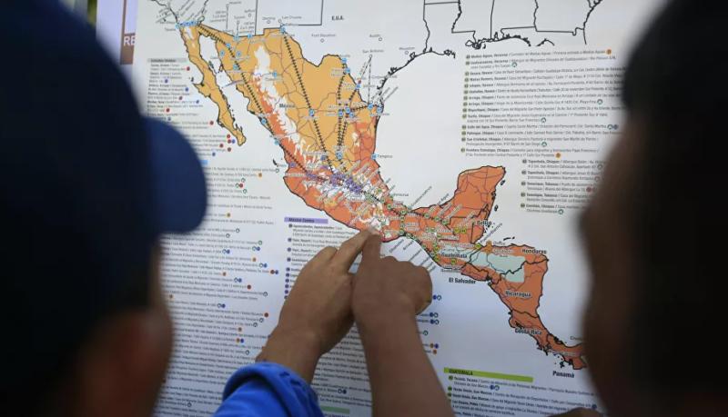 """""""Estamos en tiempos de barbarie en México"""": la desaparición como una forma de violencia estructural"""