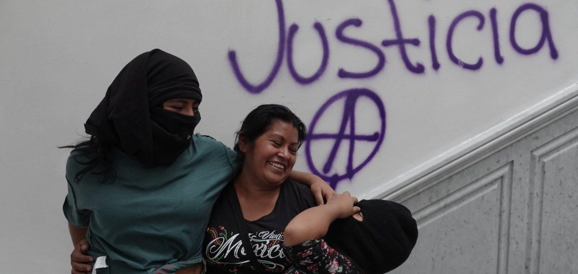 Fiscalía de la CDMX abre investigación contra Erika Martínez, vocera de la toma de la CNDH